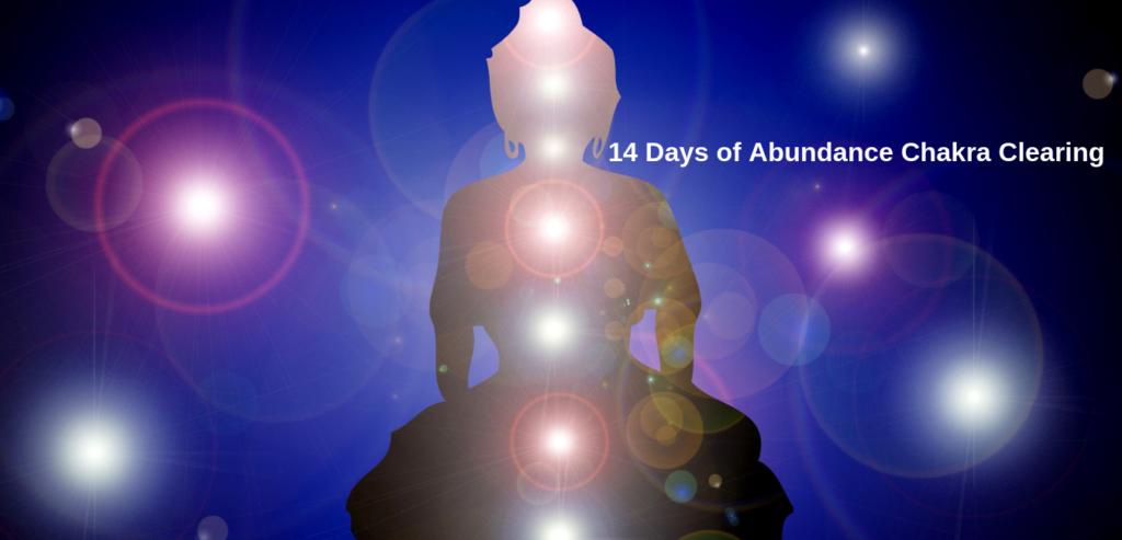 14 Days of Abundance Chakra Clearing Online Program